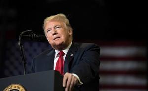Trump tras perder en el Congreso: «Tremendo éxito esta noche»