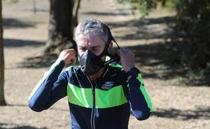 Martín Fiz volverá a calzarse las zapatillas el 25 de noviembre