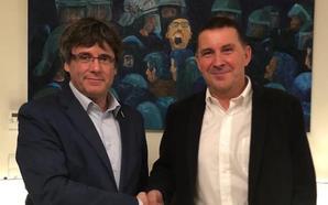 Otegi y Puigdemont creen que la sentencia de Estrasburgo beneficiará a los acusados del 'procés'