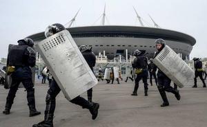 Rusia desarticuló planes terroristas para atacar con drones durante el Mundial