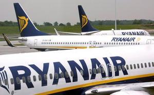 Ryanair cierra su página web y su aplicación durante esta tarde y noche