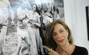 Kathrine Switzer, la pionera en la igualdad en el deporte, estrella en la Behobia-San Sebastián