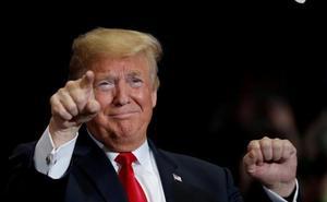 EE UU niega a Trump el control del Congreso