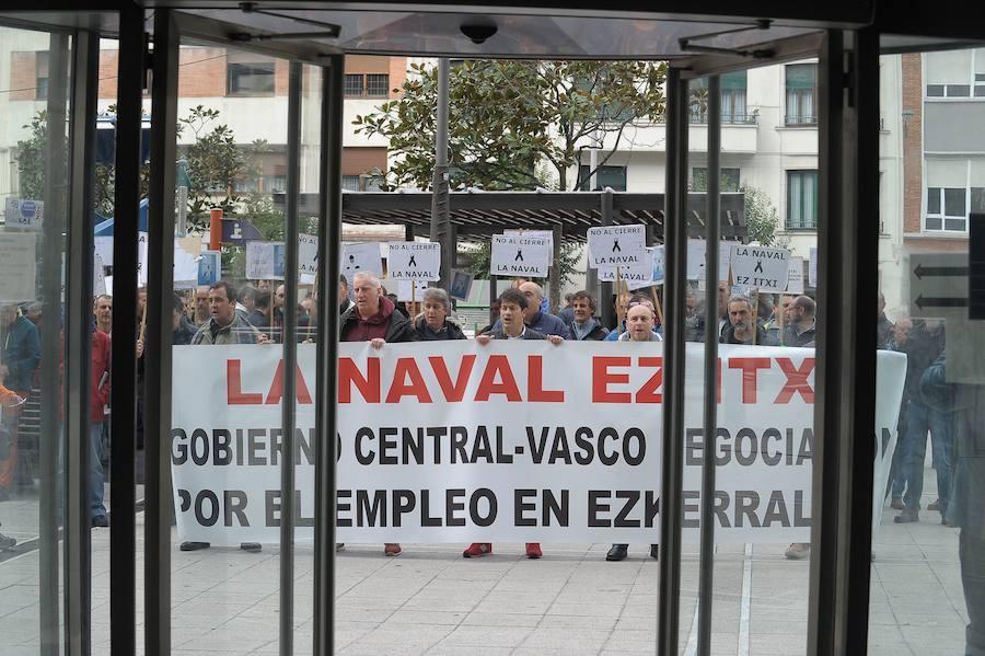 La Naval sin salida: Van Oord no hará el último buque