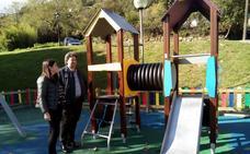 Santurtzi acomete mejoras en todos los parques infantiles por valor de 280.000 euros
