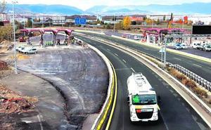 Fomento ratifica la gratuidad de la autopista entre Álava y Burgos desde diciembre