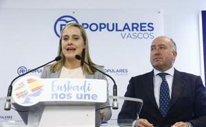 El PP pide que la izquierda abertzale desaparezca del material sobre ETA en los institutos