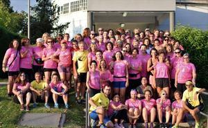 «Correr es una terapia estupenda contra el cáncer»