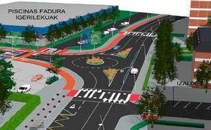 Getxo «tranquilizará» la Avenida de Los Chopos con menos metros de calzada y más zonas peatonales