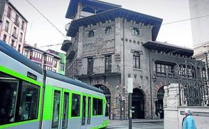 El tranvía entre Atxuri y Bolueta será una realidad a finales de 2020