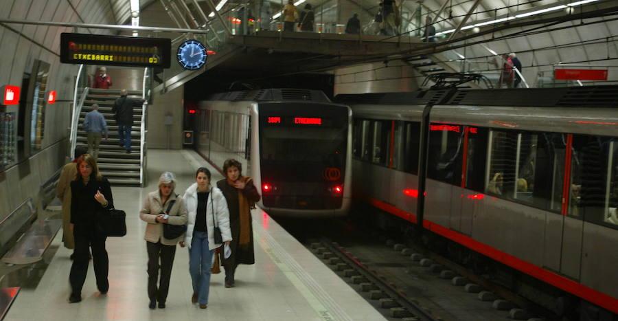 Los vecinos de Rekalde e Irala anuncian movilizaciones por el parón en la ampliación del metro