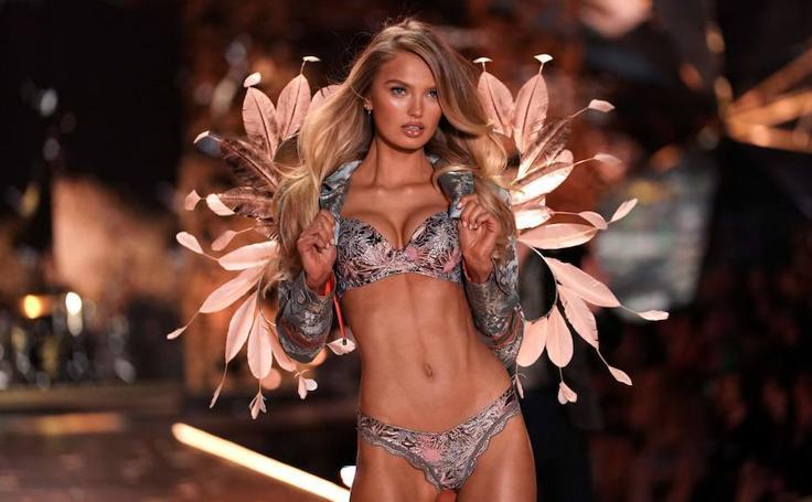 El desfile más espectacular de Victoria's Secret en el adiós de Adriana Lima