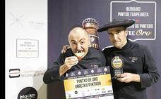 Los Kortabitarte, campeones del Pintxo de Oro del Campeonato de Pintxos Amstel Oro