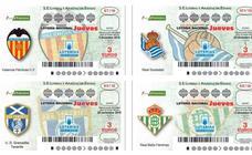 La Liga Iberdrola llega a la lotería