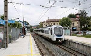 La decisión de aparcar la Línea 5 del metro indigna a los vecinos de Galdakao