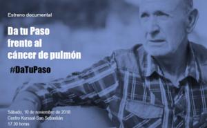 Correr la Behobia-San Sebastián contra el cáncer de pulmón