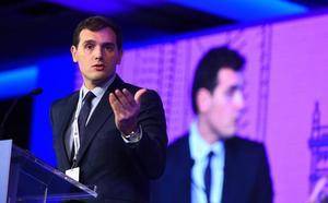 Rivera y Macron ultiman su alianza para las europeas