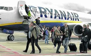 Ryanair ultima el enlace a Mallorca desde Foronda