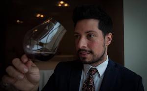 Ismael Álvarez: «La fantasía de cualquier sumiller es hacer un gran vino»