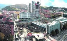 La torre más alta de Euskadi ofrecerá 166 pisos de hasta más de un millón de euros en Basurto