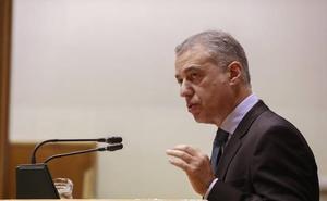 El lehendakari advierte de que no aceptará acusaciones de «blanquear a ETA» por el material educativo