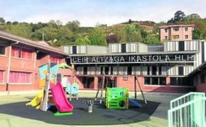 Erandio celebra el medio siglo de historia de la ikastola Altzaga