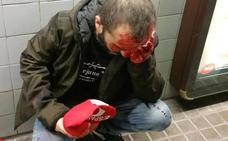 Agreden a un hombre en el metro de Barcelona por llevar un bolso que ponía España