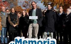Alfonso Alonso asegura que «falsear la memoria» de las víctimas del terrorismo es una «injusticia sobre toda la sociedad»