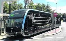 El Gobierno renuncia al tranvía y unirá el metro con la UPV con autobuses eléctricos