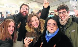 Ardoaraba se celebra con medio centenar de bodegas