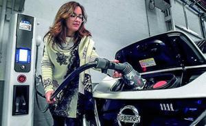 Vitoria se pone al volante del 'coche limpio'