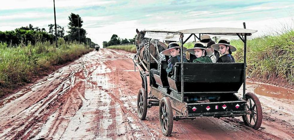 Vivir como hace 500 años en Paraguay