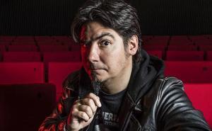 Paul Urkijo: «Cada vez se hacen más películas en Vitoria, estamos construyendo una industria»
