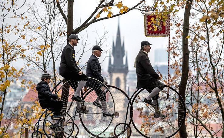 La Milla de Praga