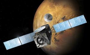 Así suena un amanecer en Marte