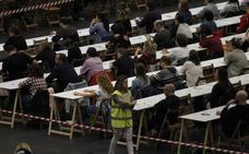 Osakidetza estudiará elegir por sorteo a los miembros de los tribunales de las OPE