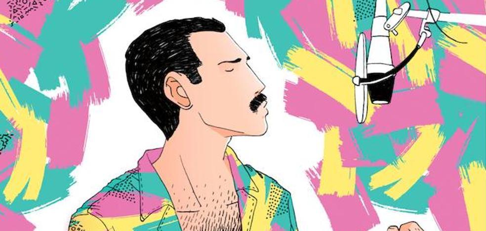 La vida de Freddie Mercury que no cuenta su película