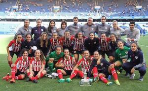 El Athletic, a por su segundo Trofeo Teresa Herrera