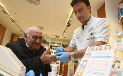 Las farmacias invitan a los alaveses a saber si van a desarrollar diabetes