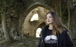 Iratxe Fresneda bizkaitarrak bere 'Lurralde hotzak' aurkeztuko du Gijóngo Nazioarteko Zinemaldian