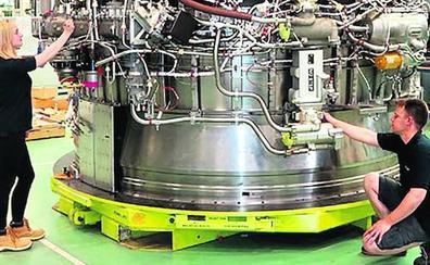 Rolls Royce intenta acelerar la venta de una parte de sus acciones en la vasca ITP