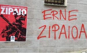 «Campaña» de las juventudes de Sortu contra la Ertzaintza