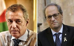 Urkullu y Torra pedirán al Estado que reconozca «la pluralidad nacional»