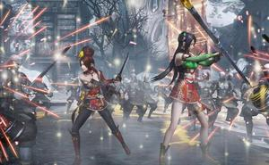 Warriors Orochi 4: uno contra miles en los Reinos Combatientes