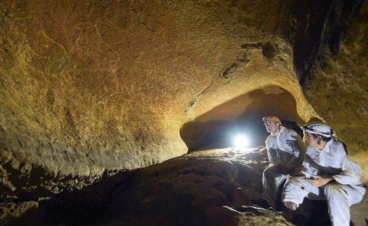 La cueva de Armintxe de Lekeitio