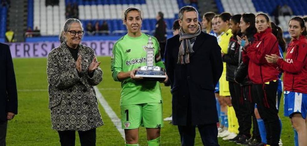El Athletic gana el trofeo Teresa Herrera