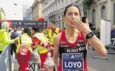 Segunda temporada para Elena Loyo en el BM Bilbao Atletismo