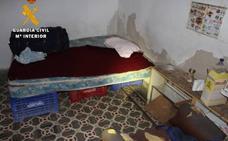 Liberados en Albacete 22 moldavos que habían sido secuestrados para explotarlos en el campo