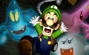 Luigi's Mansion: el hermano cobarde entra en escena... otra vez