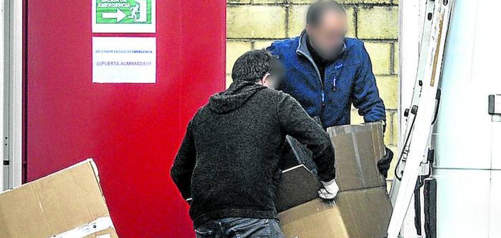 Cae una red de producción de marihuana en Vitoria tras la denuncia vecinal de un narcopiso